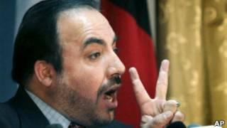 لطف الله مشعل، سخنگوی امنیت ملی افغانستان