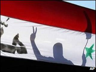Protestos contra o governo na Síria (AP)