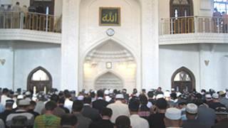 مسجد در تاجیکستان