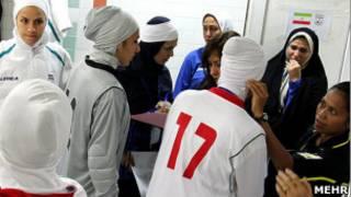 تیم فوتبال زنان ایران
