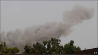 حملات ناتو به طرابلس