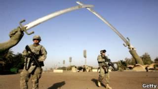 قوات أمريكية في العراق