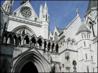 伦敦高等法院