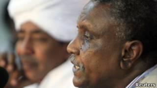 ياسر عرمان نائب رئيس الحركة الشعبية لتحرير السودان
