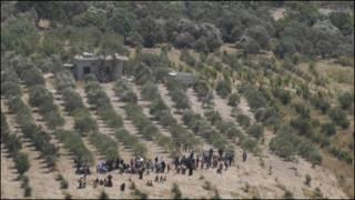 Сурия ва Туркия чегара ҳудудлари