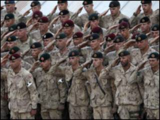Sojojin kawance a Afghanistan