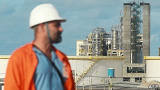 Trabajador petrolero
