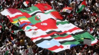 اعلام عربية