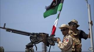 معارضون للقذافي