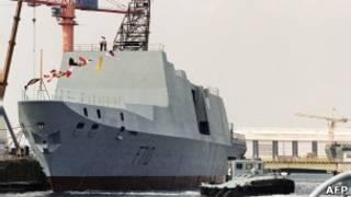 拉法葉戰艦
