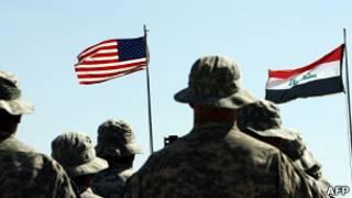Войска США в Ираке