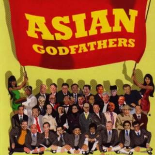 《亞洲教父》封面