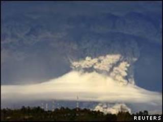 Vulcão/Reuters