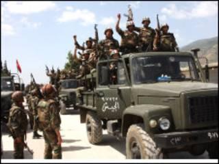 सीरियाई सेना