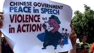 Biểu tình chống Trung Quốc tại Hà Nội 6/2011