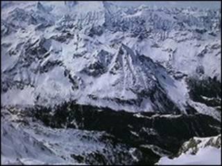 आलप्स पर्वत श्रृंखला