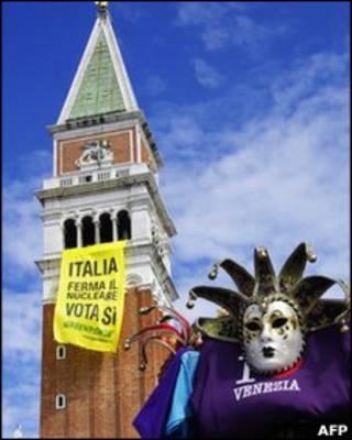 Ativistas na Itália