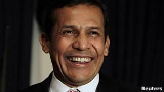 Ollanta Humala (Reuters)