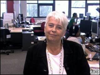 Eva Ottossom. | Foto: BBC