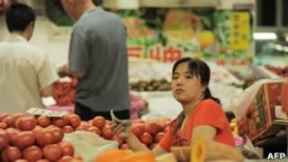 北京一個菜市場(01/06/2011)