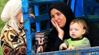 آوارگان سوریه