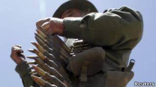 Rebelde líbio (Reuters)