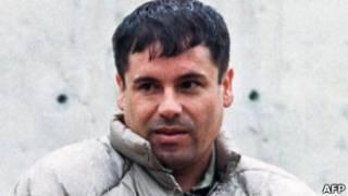 Joaquín 'El Chapo' Guzmán (AFP)