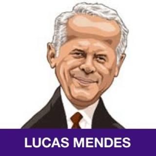 Lucas Mendes ilustrado por Baptistão