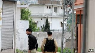 Bin Laden foi morto em uma operação militar americana na cidade de Abbottabad. Foto: AFP