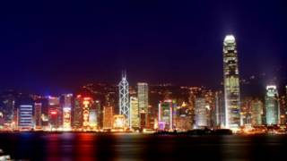 香港金融業躍升全球首位