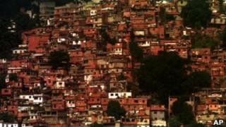 Foto de arquivo de favela carioca (AP)