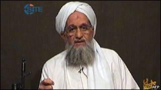 O líder da Al-Qaeda, Ayman al-Zawahiri (Foto: AFP)