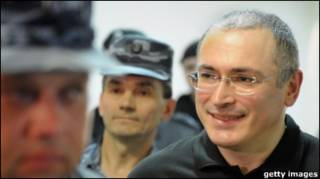 Міхаіл Ходорковський