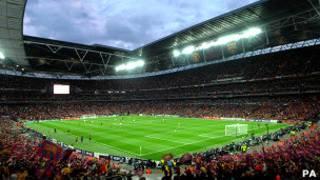 Финал Лиги чемпионов-2011 на Уэмбли