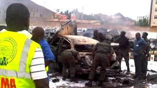 Ibyangijwe n'igisasu cya Boko Haramu