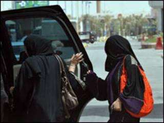 Саудия Арабистонидаги аёллар