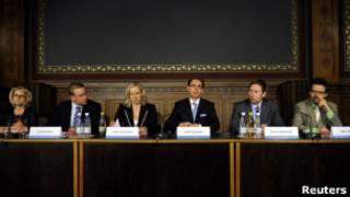 芬蘭六大黨派同意組成聯合政府