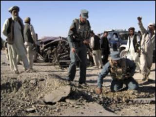 अफ़ग़ानिस्तान धमाका