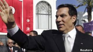 Ben Ali, imagem de arquivo (Reuters)