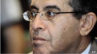 الرجل الثاني في المعارضة الليبية محمود جبريل