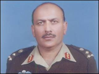 بریگیڈئر علی خان