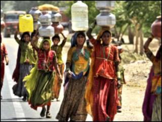 Indian Ladies