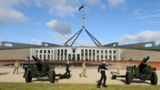 Departemen pertahanan Australia