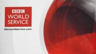 Логотип Всемирной службы Би-би-си