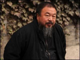 တရုတ်အနုပညာရှင် အိုင်ဝေဝေ