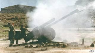 Артиллерия в Дагестане