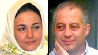هدی صابر و هاله سحابی