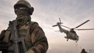 سرباز فرانسوی