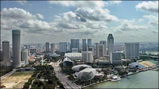 सिंगापुर शहर