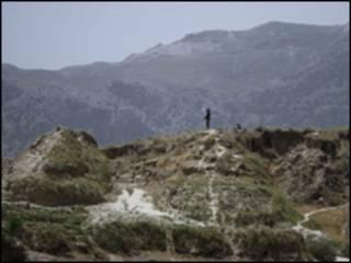 पाक्-अफ़ग़ान सीमा